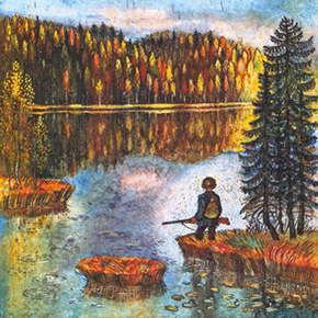 Астафьев Васюткино озеро: Что спасло Васютку?